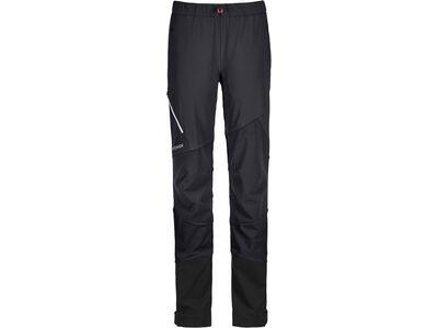 Ortovox Merino Naturtec Light Col Becchei Pants W, black raven - Skihose