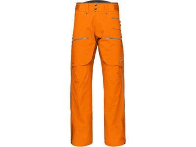 Norrona lofoten Gore-Tex Pro Pants M's orange popsicle