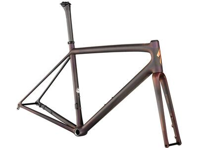 Specialized S-Works Aethos Frameset carbon/red gold chameleon/bronze 2021