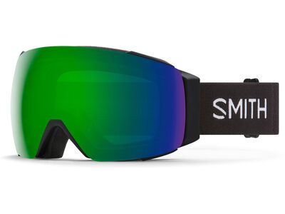 Smith I/O Mag inkl. WS, black/Lens: cp sun green mir - Skibrille
