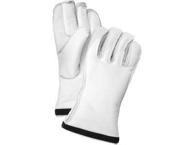 Hestra Heli Ski Liner 5 Finger, offwhite - Unterziehhandschuh