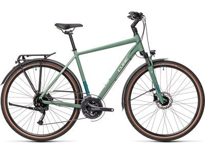 Cube Touring EXC greenblue´n´bluegreen 2021