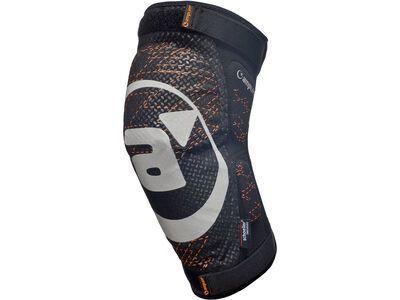 amplifi Cortex Polymer Knee, black - Knieschützer