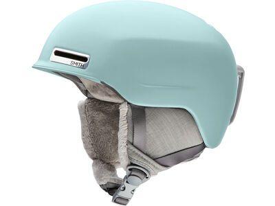 Smith Allure, matte pale mint - Snowboardhelm