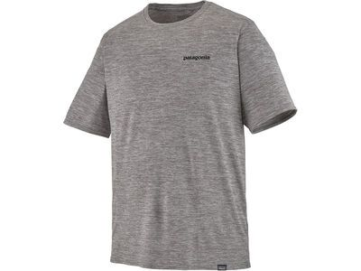 Patagonia Men's Capilene Cool Daily Graphic Shirt, feather grey - Funktionsshirt