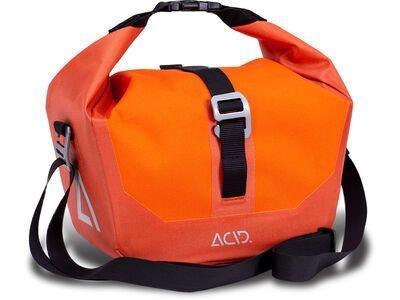 Cube Acid Fahrradtasche Travlr Front 6 FILink, flame´n´black - Lenkertasche