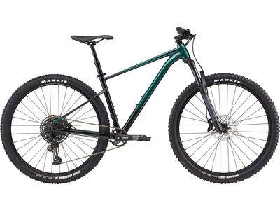 ***2. Wahl*** Cannondale Trail SE 2 emerald 2021