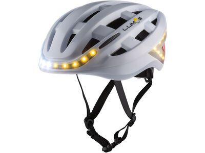 Lumos Kickstart Helmet (refreshed) pearl white