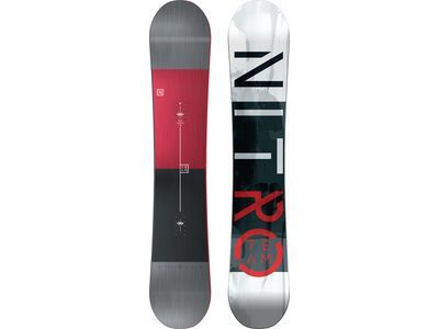 Nitro Team Gullwing 2021 - Snowboard
