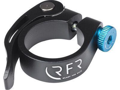 Cube RFR Sattelklemme mit Schnellspanner, black´n´blue