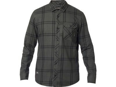 Fox Voyd 2.0 Flannel black vintage