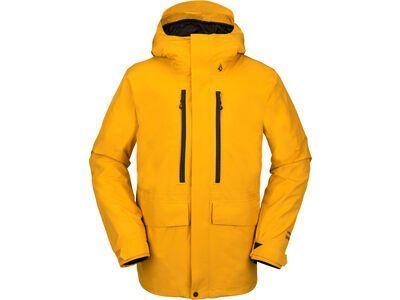 Volcom Ten Gore-Tex Jacket resin gold