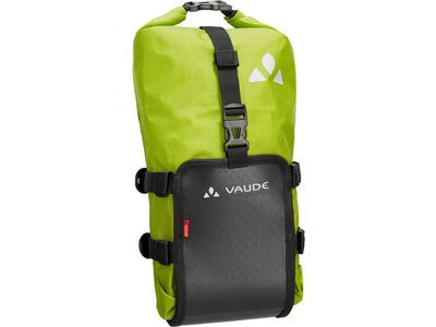 Vaude Trailmulti, black/green - Rahmentasche