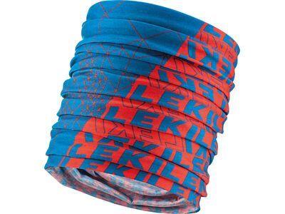 Leki Multiscarf, rot-blau - Schlauchtuch