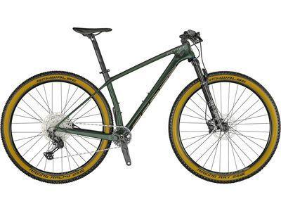 Scott Scale 930 wakame green/black/chandon beige 2022