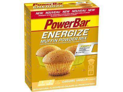 PowerBar Energize Muffin - Backmischung