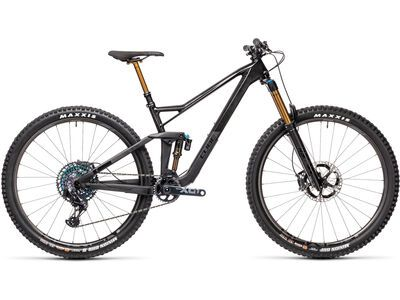Cube Stereo 150 C:68 SLT 29 2021, carbon´n´black - Mountainbike