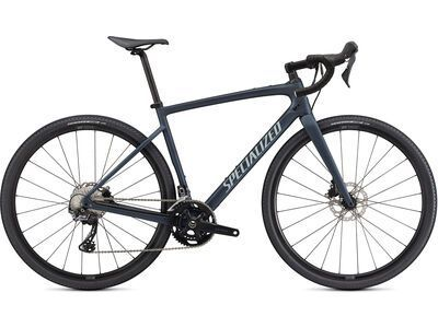 Specialized Diverge Sport Carbon cast blue/ice blue/chrome 2021