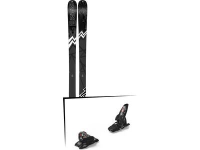 Set: K2 SKI Press 2019 + Marker Jester 16 ID black