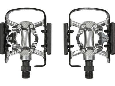 Cube RFR Pedale Twin, black