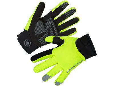 Endura Strike Waterproof Glove, neon-gelb - Fahrradhandschuhe