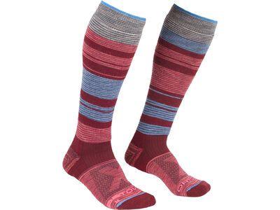 Ortovox All Mountain Long Socks Warm W multicolour