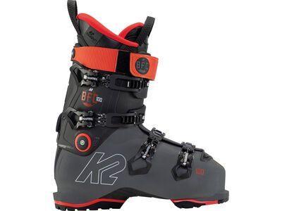 K2 SKI B.F.C. 100 GripWalk 2021, grey-red - Skiboots
