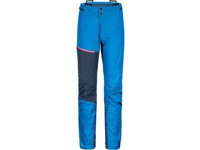 Ortovox Westalpen 3L Light Pants W, safety blue - Hose