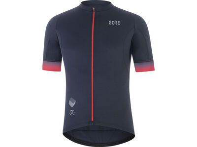 Gore Wear Cancellara Trikot orbit blue/red