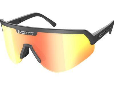 Scott Sport Shield Red Chrome black