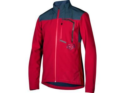 Fox Attack Fire Jacket, cardinal - Radjacke