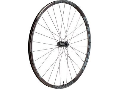 Easton EA70 AX Disc Wheel - 650B / QR/12x100 mm brushed black anodize/vinyl decals