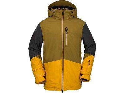 Volcom BL Stretch Gore Jacket resin gold