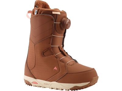 Burton Limelight Boa 2020, brown sugar - Snowboardschuhe