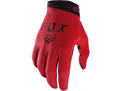 Fox Ranger Glove bright red