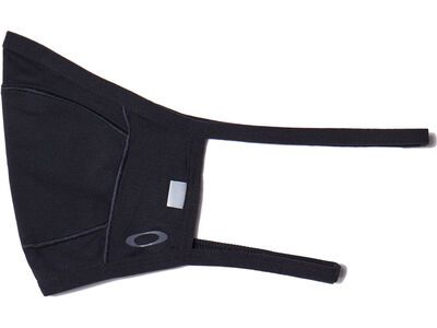 Oakley Mask Fitted Lite - S/M (nicht retournierbar) blackout