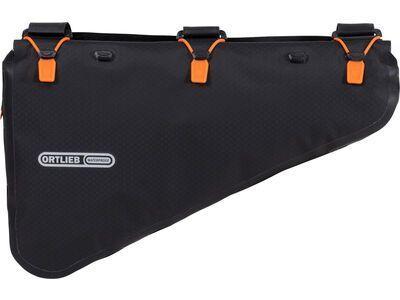 Ortlieb Frame-Pack Rolltop 4 L, black matt - Rahmentasche