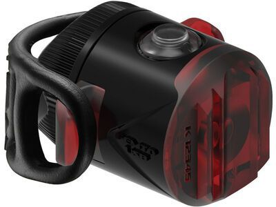 Lezyne Femto USB Rear StVZO, black - Beleuchtung