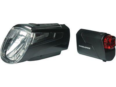 Trelock LS 560 I-Go Control / LS 720 Reego - Beleuchtungsset black