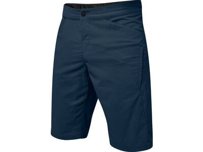 Fox Ranger Utility Short with Liner, navy - Radhose