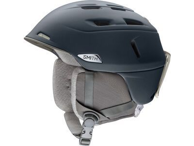 Smith Compass, matte petrol - Snowboardhelm