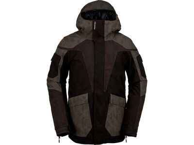Volcom Utility Jacket, black combo - Snowboardjacke