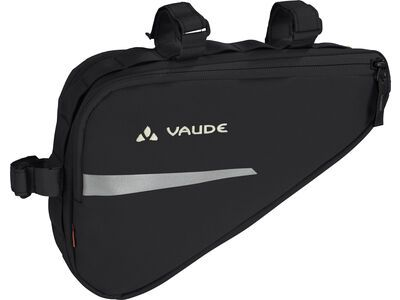 Vaude Triangle Bag, black - Rahmentasche