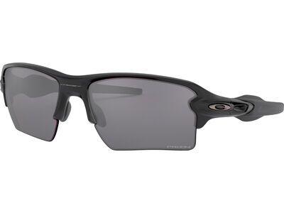 Oakley Flak 2.0 XL Prizm Polarized, matte black/Lens: black - Sportbrille