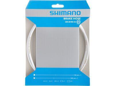 Shimano SM-BH90-SS - 100 cm, weiß - Bremsleitung