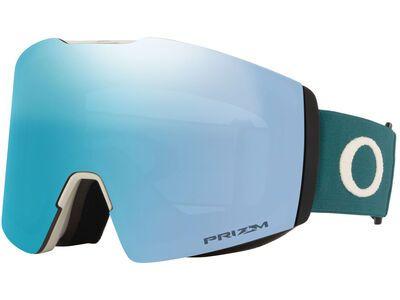 Oakley Fall Line XL Prizm, grey balsam/Lens: sapphire iridium - Skibrille