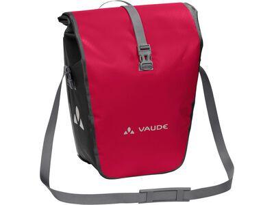 Vaude Aqua Back Single, red - Fahrradtasche