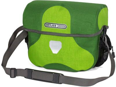 Ortlieb Ultimate Six Plus 7 L - ohne Halterung lime-moss green