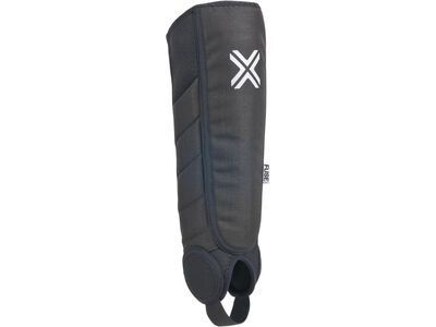 Fuse Protection Alpha Shin / Whip / Ankle Pad, black - Schienbeinschützer