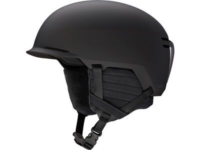 Smith Scout, matte black - Snowboardhelm